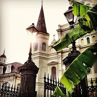 New Orleans Wall Art - Photograph - St. Louis Cathedral  by Caitlyn Stykowski