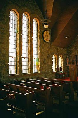Photograph - St Malo Church by David Pantuso