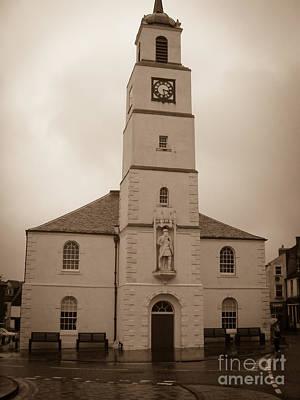 Photograph - St Nicholas Parish Church Lanark by Yvonne Johnstone