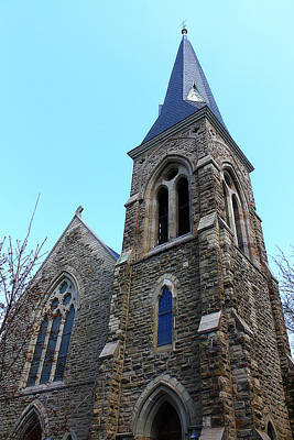 Photograph - St. Paul's Episcopal Church 6 by Scott Hovind