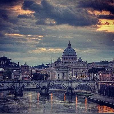 Wall Art - Photograph - St. Peter's Basilica by Markus  Nikkila