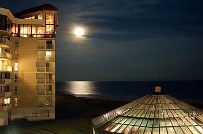 Photograph - St. Regis At Night by Jane Brack