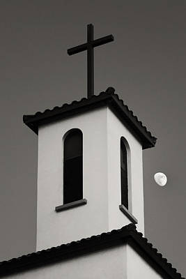 Southwest Church Photograph - St Thomas Aquinas #1 by John Nelson