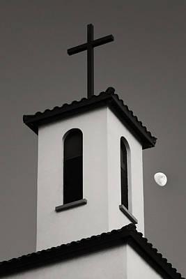 Southwest Church Photograph - St Thomas Aquinas #3 by John Nelson