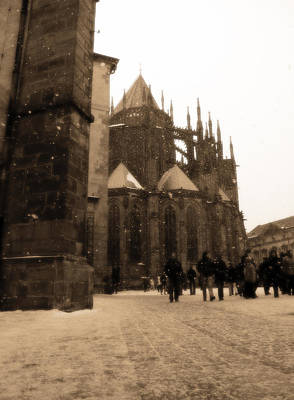 St. Vitus Cathedral Original