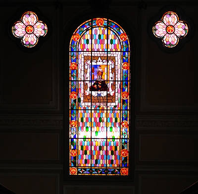 Photograph - Stained Glass by Jesus Nicolas Castanon