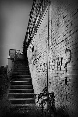 Photograph - Staircase I by Kelly Hazel