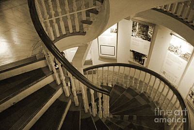 Photograph - Staircase by Morgan Wright