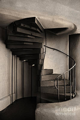 Photograph - Stairs by Elena Nosyreva