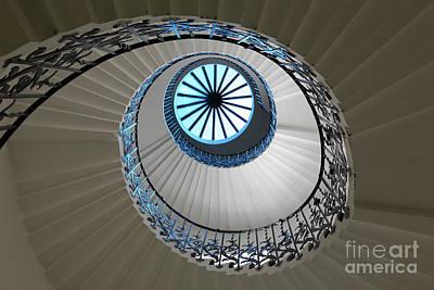 Stairs Art Print by Milena Boeva
