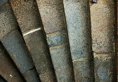 Photograph - Stairs On The Wall by RicardMN Photography
