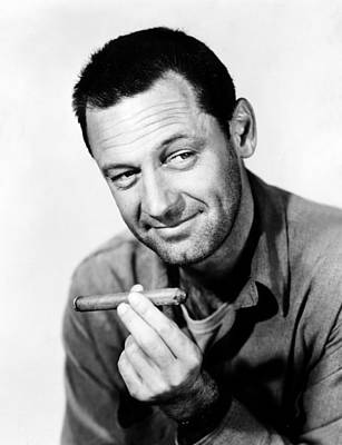 Colbw Photograph - Stalag 17, William Holden, 1953 by Everett