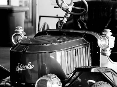 Photograph - Stanley Steamer by Kevin  Sherf