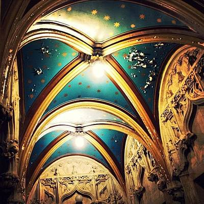 Star Photograph - Starry Night Ceiling by Natasha Marco