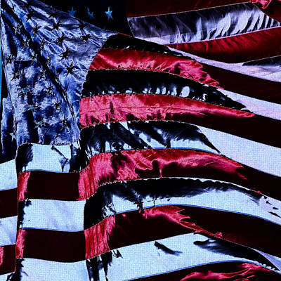 Photograph - Stars And Stripes by David Patterson