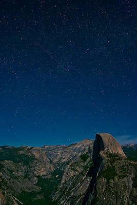 Stars Over Half Dome Original by Adam Pender