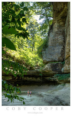 Photograph - Starved Rock In Summer by Coby Cooper