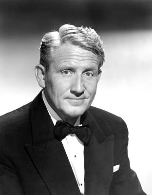 State Of The Union, Spencer Tracy, 1948 Art Print