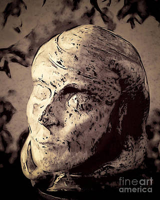 Statuesque  Art Print by Arne Hansen