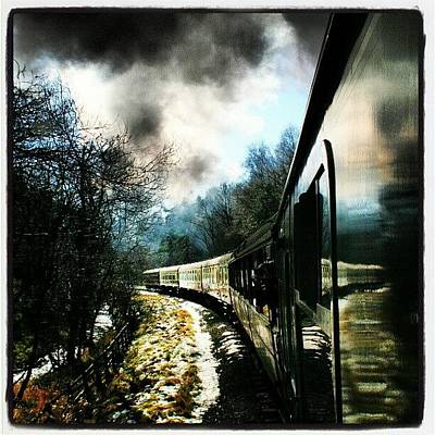 Steam Wall Art - Photograph - Steam Train Ride @nymr #north by Pete Carr