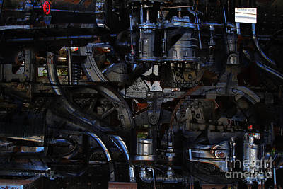 Steampunk Patent 1215 Prototype B Art Print by Wingsdomain Art and Photography