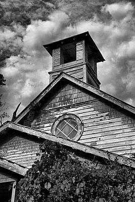 Photograph - Steeple Top by Greg Sharpe