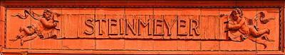 Steinmeyer Building Detail Art Print