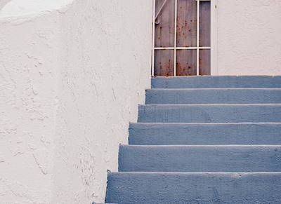 Photograph - Steps 2 by Rima Biswas