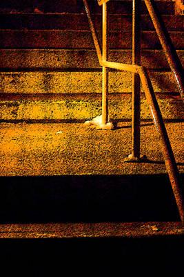 Photograph - Steps Of A Begger by Cyryn Fyrcyd