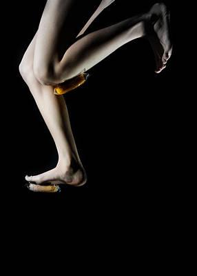 Cellophane Photograph - Sticky Twinkies by Scott Sawyer