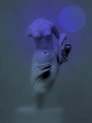 Photograph - Still Life - Venus From Antiquity by Kathleen Grace
