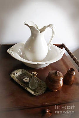 Photograph - Still Life At Hale Farm by Joan  Minchak