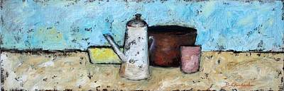 Painting - Still Life by Bonnie Goedecke