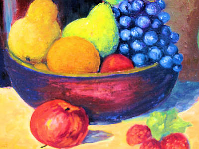 Etc. Painting - Still Life by HollyWood Creation By linda zanini