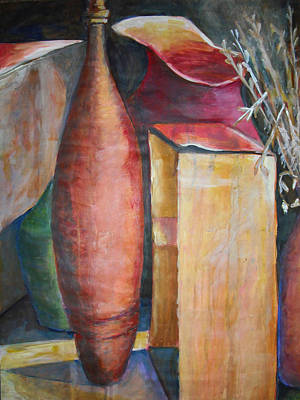 Painting - Still Life by Jessica J Murray