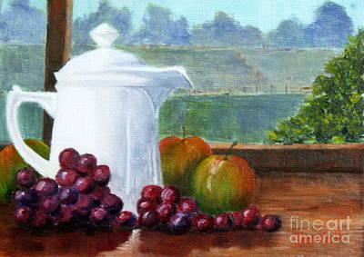 Painting - Still Life by Phil Davis