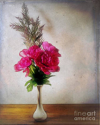 Still Life With Texture Art Print by Judi Bagwell