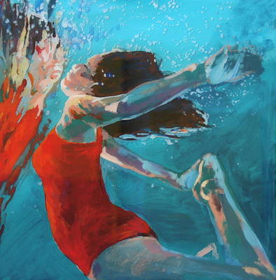 Painting - Still Moment by Scout Cuomo