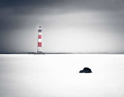 Morris Island Lighthouse Photograph - Still Standing by Donni Mac