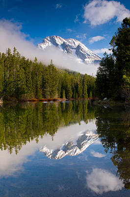 Photograph - Still Waters by Steve Stuller