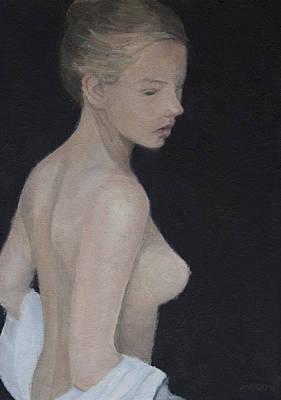 Painting - Stillness by Masami Iida