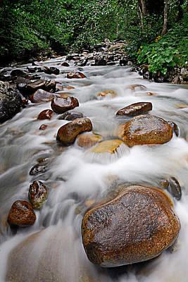 Photograph - Stone - 2 by Okan YILMAZ