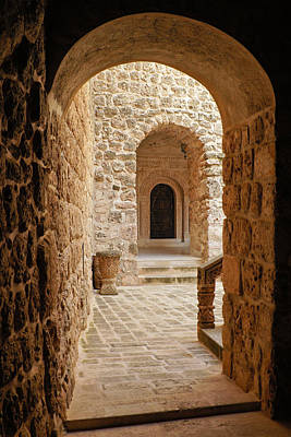 Photograph - Stone Arches by Michele Burgess