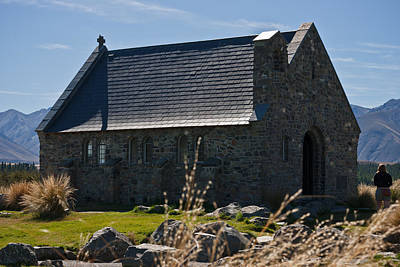 Photograph - Stone Church by Graeme Knox