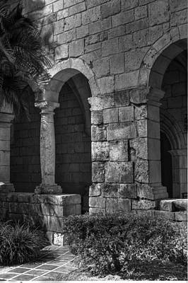 Stone Wall Art Print by Armando Perez