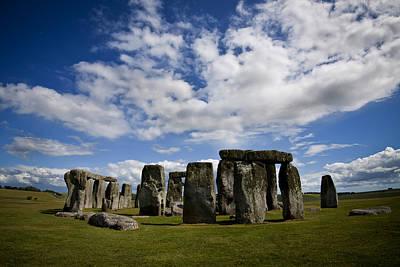 Stonehenge Photograph - Stonehenge by Nigel Jones