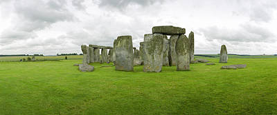 Stonehenge Stones Art Print