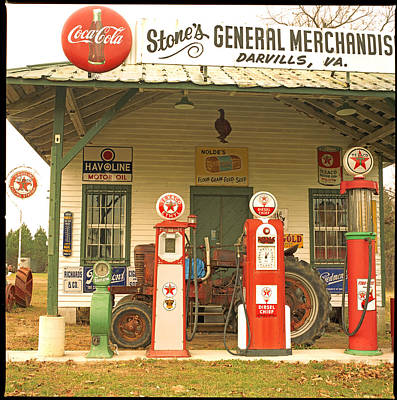 Stone's General Merchandise  Original by Greg Molesworth