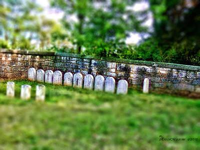 Photograph - Stones River Battlefield by EricaMaxine  Price