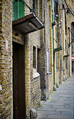 Photograph - Stoney Street by Heather Applegate